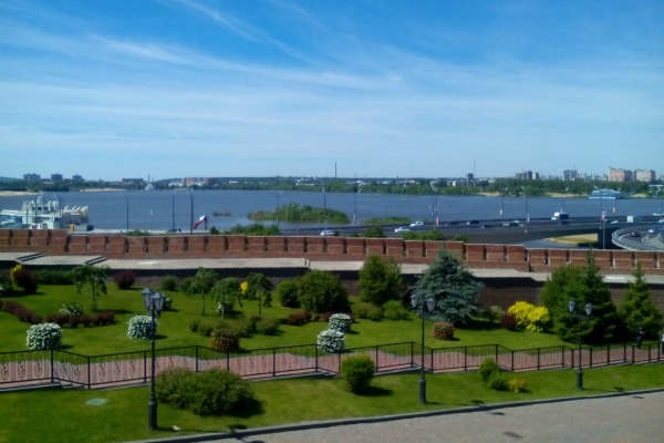 Кремль. Что посмотреть в Казани за 1 день.