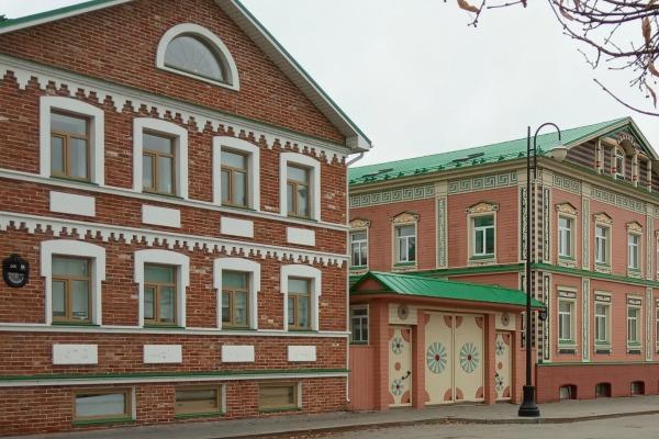 Улица Каюма Насыри.