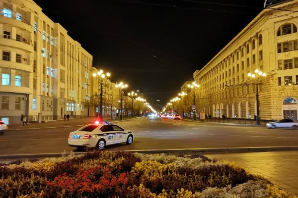 Улица Муравьева-Амурского.