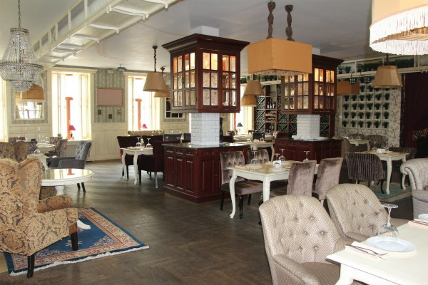 Ресторан «Дом Культуры иОтдыха».