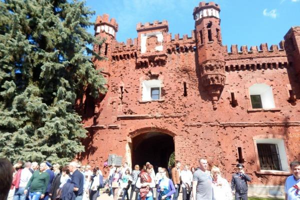 Главная крепость.