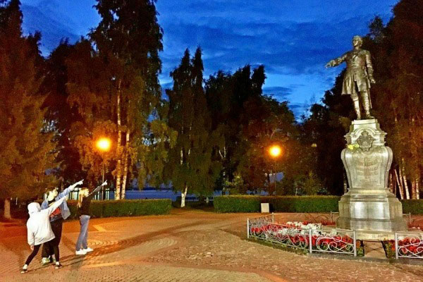 Памятник.