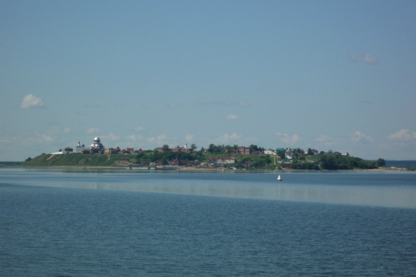 Остров-град.