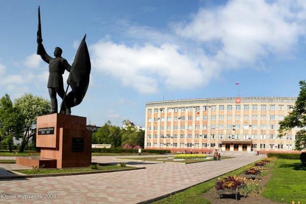 Город Уссурийск.