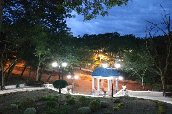 Эммануэлевский парк.