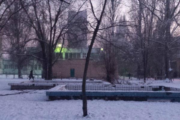 Прогулка по Тольятти.