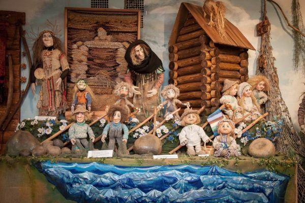 Музей кукол.