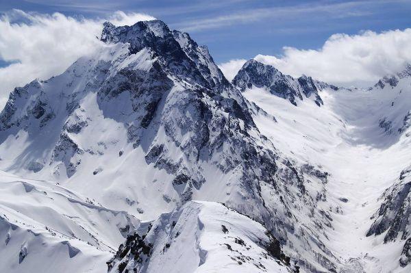 Горы.