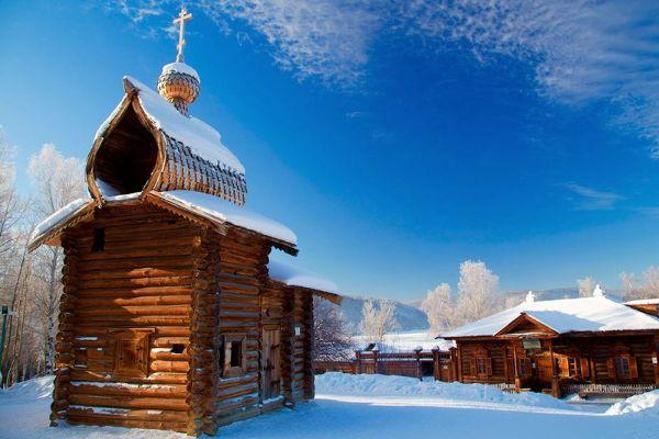 Экскурсия к Байкалу.