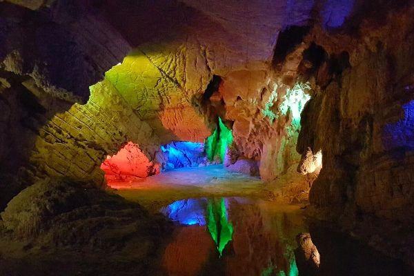 Пещеры Воронцовского хребта.