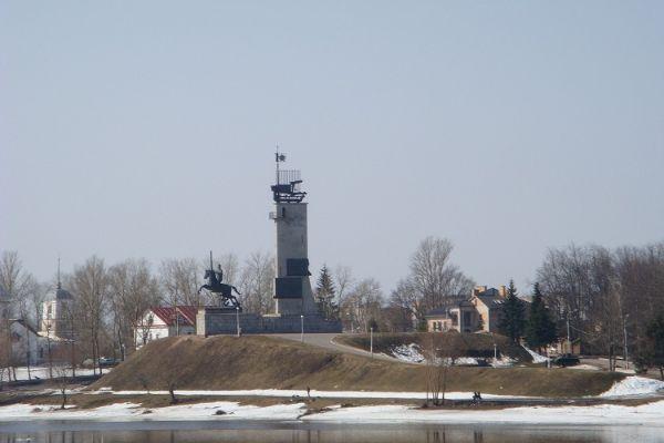 Весенний Новгород.