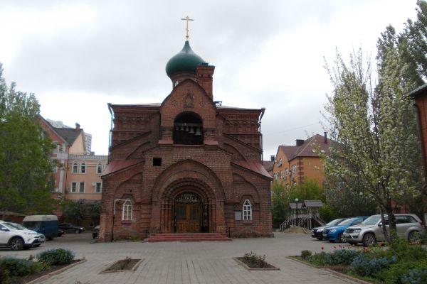 Казанская старообрядческая церковь.