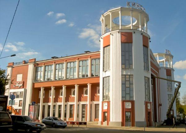 Тверской кинотеатр.