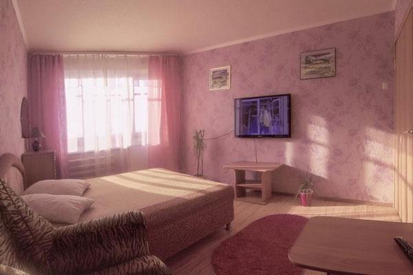 Снять квартиру в Мурманске посуточно.