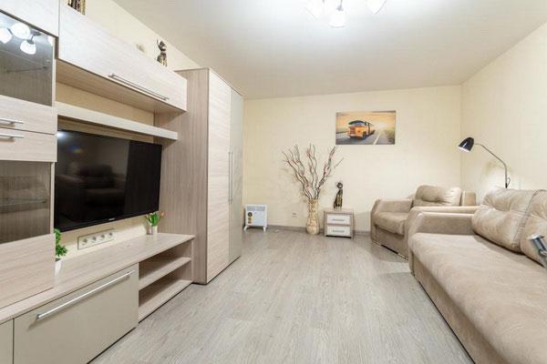 Снять однокомнатную квартиру в Ярославле.