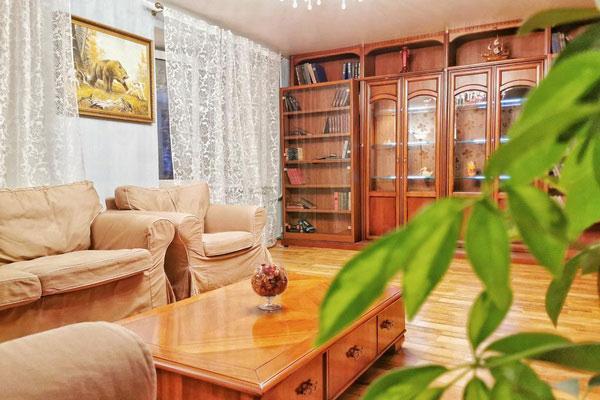 Снять большую квартиру в Ярославле.