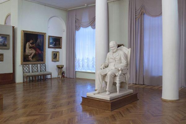 Музей изобразительных искусств.