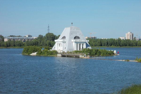 Храм на Казанке.