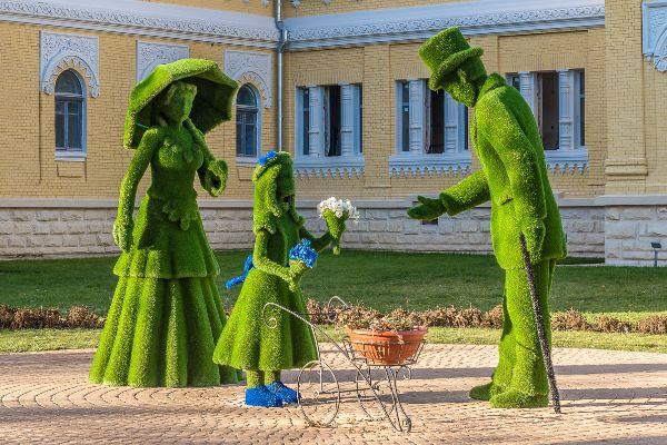 Весна в Кисловодске.