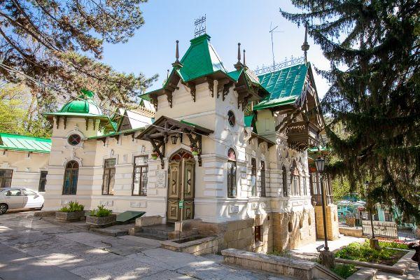Музей-дача.