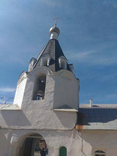 Псковские церкви.