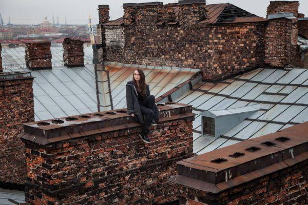 Экскурсия по крышам.