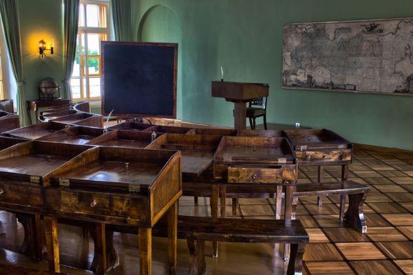 Где учился Пушкин?