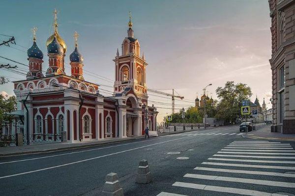 История Москвы.