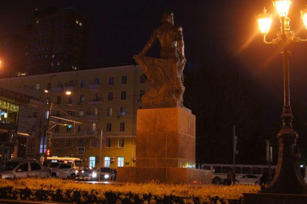 Улицы Ростова.