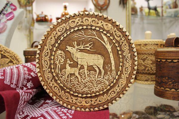 Сувениры из Карелии.