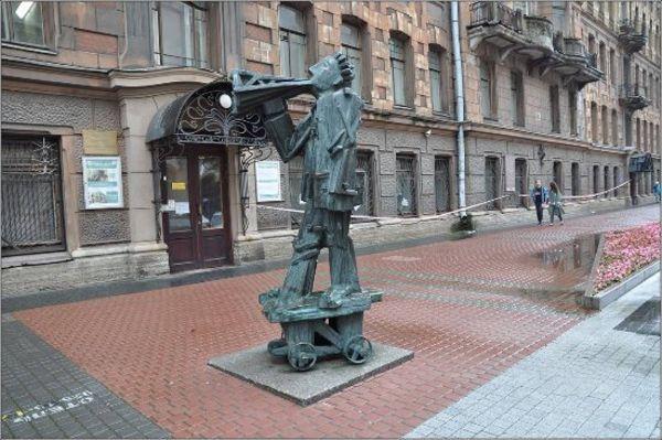 Прогулка по центру Санкт-Петербурга в мае 2021.