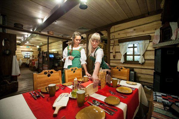 Ресторан «Карельская горница».