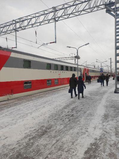 Москва-Петрозаводск.