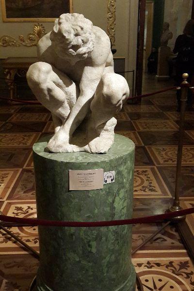 Скульптуры Микеланджело.