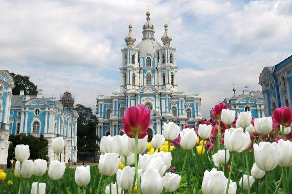 Майские прздники 2021 в Петербурге.