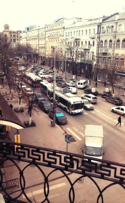 Центр Ростова.