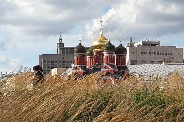 Церковь в столицы.