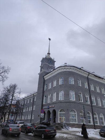 Улица Свердлова.