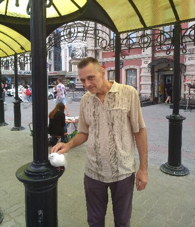 Голубь в Казани.