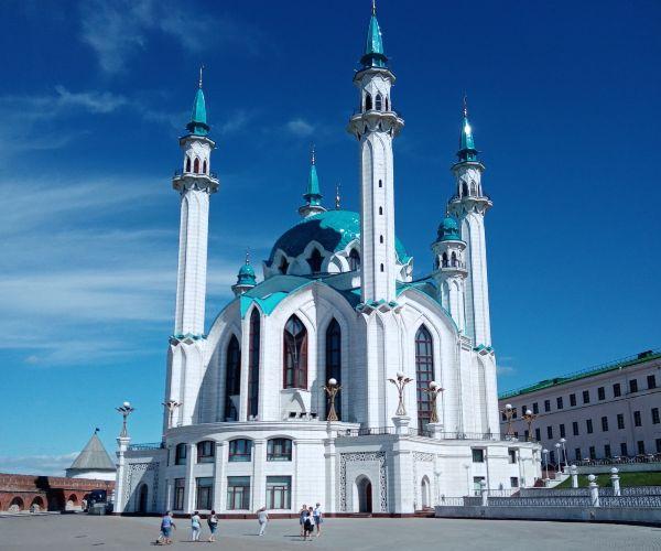 Казань. Мечеть.