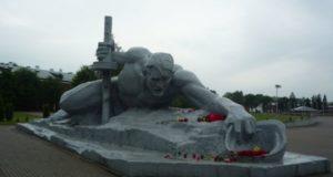 Мемориал «Жажда».