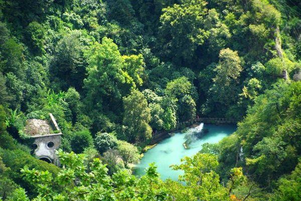Поездка в Абхазию.