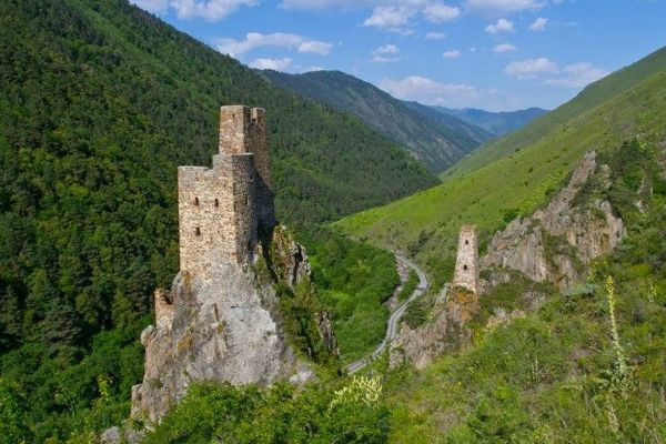Экскурсия в Ингушетию