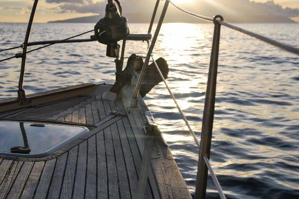 Морская поездка.