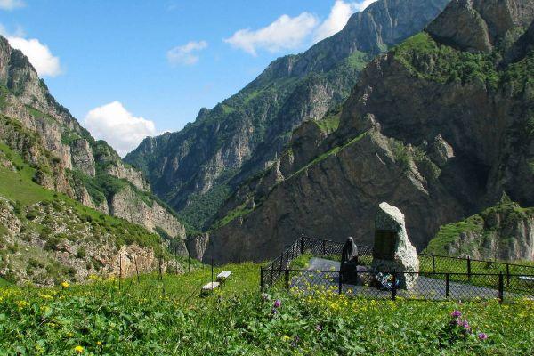 Поездка в Северную Осетию.