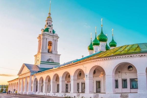 Экскурсии по Костроме в 2021 году.