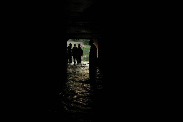 Подземный маршрут.