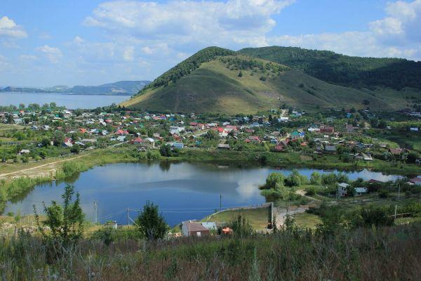 Село Ширяево.