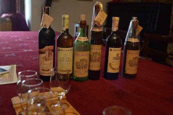 Дегустация вин!