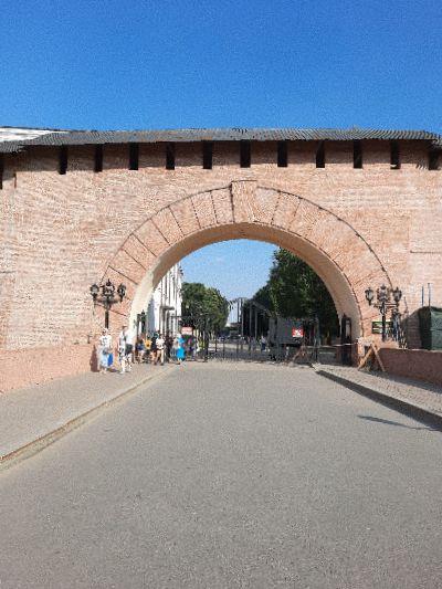 Новгородский Детинец.